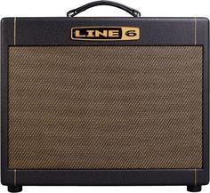 Line 6 DT25 112 1x12 25W Tube Guitar Combo Amp