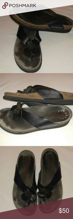 c1550402ae83 Mephisto Violette Sandals Size 38 (8)...fits more like a 7