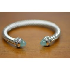 Authentic David Yurman Cable Classics 7mm Sterling Silver Bangle