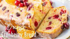 Smoked Salmon Eggs Benedict (video) - Tatyanas Everyday Food Sponge Cake Recipes, Bread Recipes, Cake Videos, Food Videos, Other Recipes, New Recipes, Cranberry Bread, Cranberry Sauce, Banana Cream Cakes
