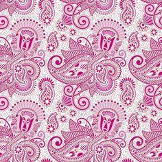 Paisley lace | Seamless flower paisley design | Stock Vector © Olesya Karakotsya ...