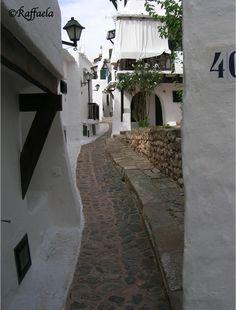 Bianca Minorca, Baleari, Spagna 3° punto di vista