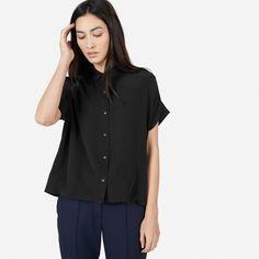 The Silk Square Shirt | Everlane