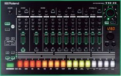 Roland AIRA TR-8. 808 and 909 machines, in one analog-modeled package.