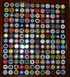 casino chip collecting