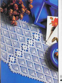 Decorative Crochet Magazines 41 - Gitte Andersen - Picasa Web Albums