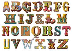 AMAZING needlepoint alphabet...you buy the pdf pattern