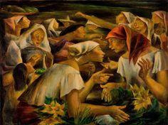 Anita Magsaysay-Ho | Cubist painter | Tutt'Art@ | Pittura • Scultura • Poesia • Musica Filipino, Folk, Artist, Image, Oil Paintings, Pride, Google Search, Musica, Popular