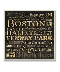 Boston Landmarks | Daily deals for moms, babies and kids