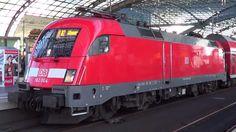 DB Siemens Taurus locomotive Db Ag, Busses, Locomotive, Taurus, Taiwan, German, Adventure, World, Europe