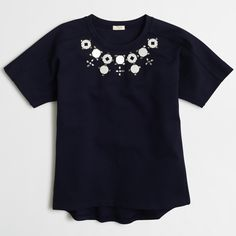 Structured Necklace Tee - $39.50 (on sale)