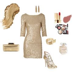 Golden Girl Evening Out, created by tsteele