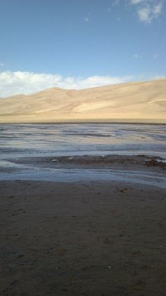 Great White Sand Dunes