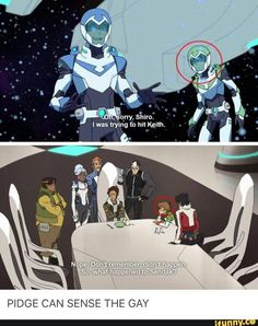 Space gays