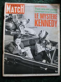 Jacqueline Kennedy, John Fitzgerald Kennedy et John Bowden Connally