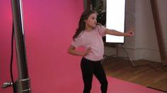 "Mackenzie Ziegler Behind The Scenes of ""Dance Spirit Magazine"" [2015]"