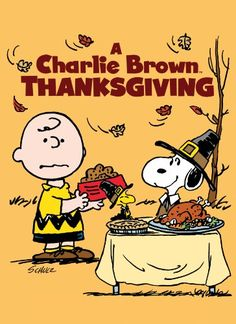 A Charlie Brown Thanksgiving, movie