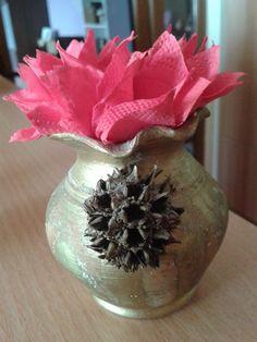 Paperflowers Vase, Home Decor, Decoration Home, Room Decor, Vases, Home Interior Design, Home Decoration, Interior Design, Jars