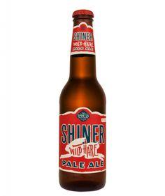Shiner Wild Hare Pale Ale  Designed by McGarrah Jesse