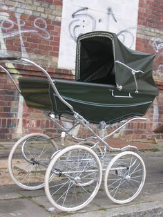 Pram I had for James and Nick