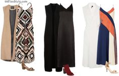 How to wear a slip dress over 40 - 7 different options to choose from   40plusstyle.com