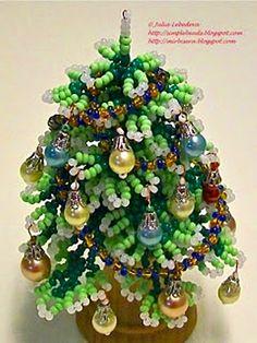 Arbol de navidad alambre
