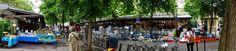 Paris Markets, Street View, Marketing