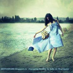 Mysterious Surreal Dream #05 by Julie de Waroquier