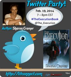 Looking for something different? How about a medieval, fantasy thriller and tragic love story set in 14th Century France. #TheExecutionBook by Sharon Cramer. Join us for a live chat with the author on 2/19/14 from 7-8pm EST.