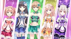 Recently Compile Heart released a trailer for Omega Quintet that focuses entirely on some of the performances that players will be able to see in this idol based RPG.