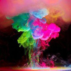 Bomba pintura