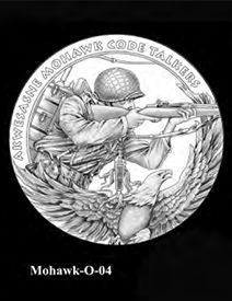 The Citizens Coinage Advisory Committee has released design candidates for the Mohawk Code Talker Congressional Gold Medal. Native American Quotes, Native American Symbols, Native American Women, Native American History, Native American Indians, Native Indian, Medals Of America, American Code, Code Talker