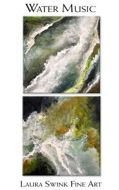 Water Music and Seascape Abstract Art The title WaterMusic is titled from the famed George Frederic composition of the same name These pieces are created out of the love. Original Artwork, Original Paintings, See Images, Mixed Media Canvas, Lovers Art, All Art, Art For Sale, Home Art, 5 D