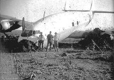 Na década de 1960, a região de Araçatuba era a Meca dos contrabandistas da região noroeste. Existiam cerca de 90 campos de pouso clandestinos, quase todos dedicados ao contrabando de uísque e cigarros do Paraguai. A atividade era aceita como norma. Essa rotina ilegal, mas tranquila, foi abalada por um espetacular incidente, pouco antes do amanhecer do dia 2 de agosto de 1969, um sábado: na pista da Fazenda Lemos um quadrimotor Lockheed L749 Constellation se acidentou durante a decolagem