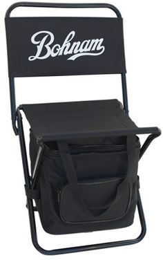Bohnam Lakeside Cooler Chair - black