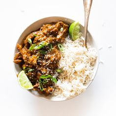 Slow cooker recipes are handy when you're busy. Here's 11 healthy slow cooker recipes, from Pulled Pork, Slow Cooker Lamb Shanks and Slow Cooker Beef. Healthy Slow Cooker, Slow Cooker Recipes, Beef Recipes, Cooking Recipes, Slow Cooking, Recipies, Asian Recipes, Crockpot, Slow Cooked Beef