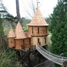 Castle Playhouse... Rods gonna love when I tell him to build this' HA
