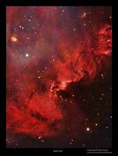 NGC2174REDDet   by J-P Metsavainio