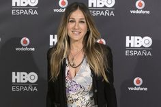 5 Times Sarah Jessica Parker Wore Really Cool Tights This Winter - Fashionmylegs : The tights and hosiery blog