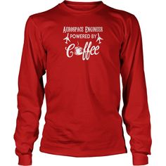 AEROSPACE ENGINEER POWERED BY COFFEE - Mens Premium T-Shirt 1  #gift #ideas #Popular #Everything #Videos #Shop #Animals #pets #Architecture #Art #Cars #motorcycles #Celebrities #DIY #crafts #Design #Education #Entertainment #Food #drink #Gardening #Geek #Hair #beauty #Health #fitness #History #Holidays #events #Home decor #Humor #Illustrations #posters #Kids #parenting #Men #Outdoors #Photography #Products #Quotes #Science #nature #Sports #Tattoos #Technology #Travel #Weddings #Women