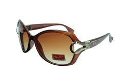 Ray Ban Jackie Ohh Circle RB4101 Brown Sunglasses BLF