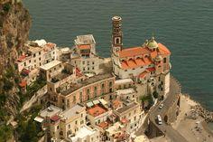 Atrani | 28 pueblos en Italia que no creerás que existan realmente