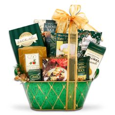 @Overstock - Alder Creek Gourmet Greetings Gift Basket - This Gourmet Greetings Gift Basket is the perfect gift for anyone. The delicious chocolate and cookies are something everyone will want to snuggle up to by the fire.  http://www.overstock.com/Gifts-Flowers/Alder-Creek-Gourmet-Greetings-Gift-Basket/8378053/product.html?CID=214117 $32.99