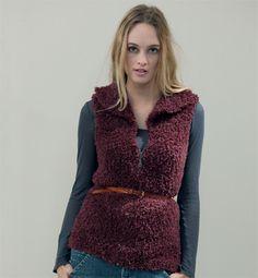 Modèl veste zippée
