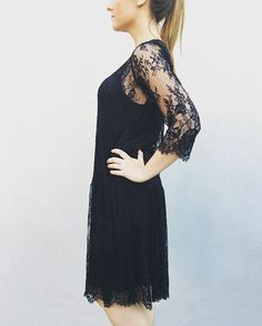 Be the best-dress-guest for every event 🍸🎉🎀 #Chester #dress #black #499dkk #lace #bestdress #everydaywear #party #everyday #outfit #fashion #trend #musthave #cool #feminin #nocollection #stylesonly #stylesinseason #instrafashion #followme #neonoir #instore #now #🍸#🎉#🎀
