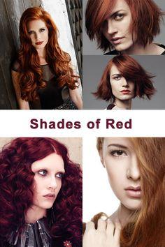 We <3 Red! Alles über rote Haare - Stylingtipps, Pflegetricks und neue Schnitte!