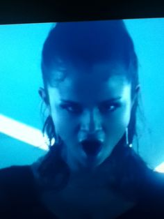So I posed Selena Gomez new song and her face looked like this