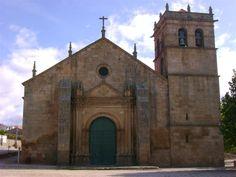 Igreja Matriz de Almendra, Concelho de Foz Côa, Douro Superior