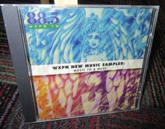WXPN NEW MUSIC SAMPLER WINTER 1995: MUSIC TO A MUSE MUSIC CD, 18 TRACKS, GUC