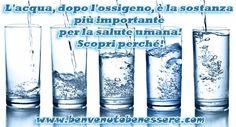 13 segni che indicano - beviamo troppo poca acqua - BENVENUTO BENESSERE